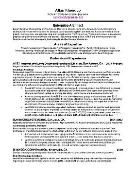 executive resume professional resume samples