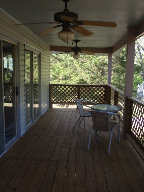 Upstairs Porch2 The Rigors and Joy of Career and Life Change