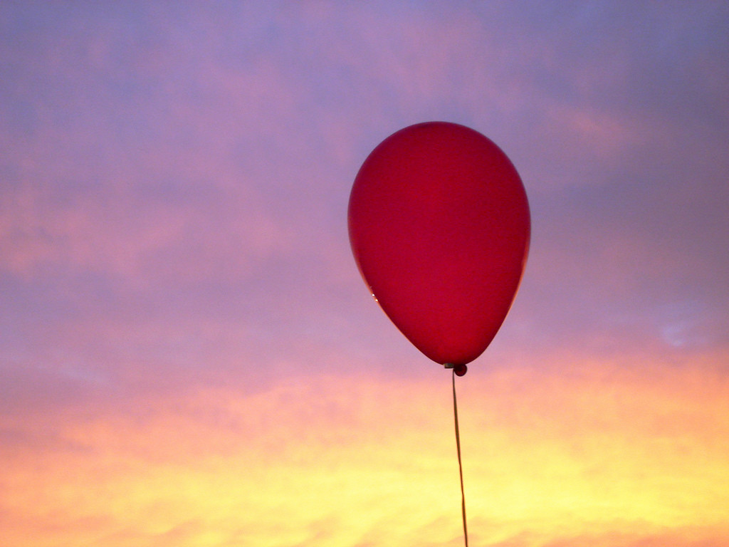 Your Resume: Be the Red Balloon in a Field of Yellow Ones