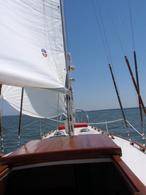 sailing inaugural June 20111 Are You Navigating Unfamiliar Career Waters?